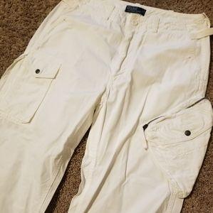 Polo Ralph Lauren cargo pants/Sz 34/32
